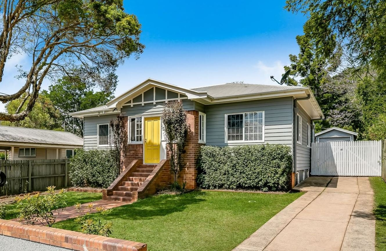 2 Lamington St, East Toowoomba, is for sale.