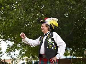 Our town crier loudest in world