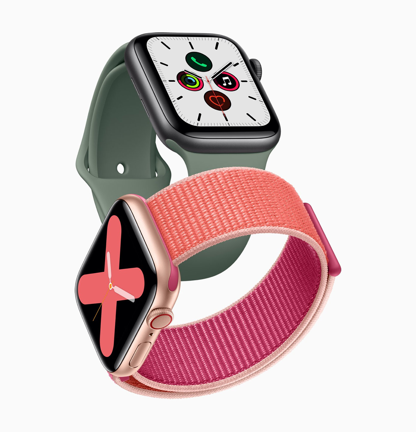 SMARTER: Apple Watch Series 5 is arguably the best smatch watch in the world.