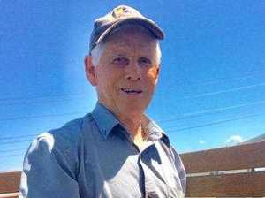 Retirees volunteer to help out in the bush