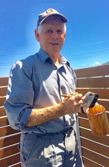 Port Macquarie Volunteer Geoff Bond.