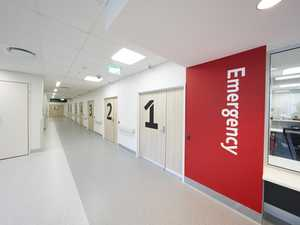 Hospital in high demand as ED experiences huge growth