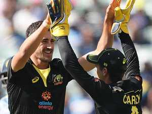 Starc pulls out of second T20 international