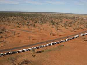 Big line-up claims world record at Barcaldine