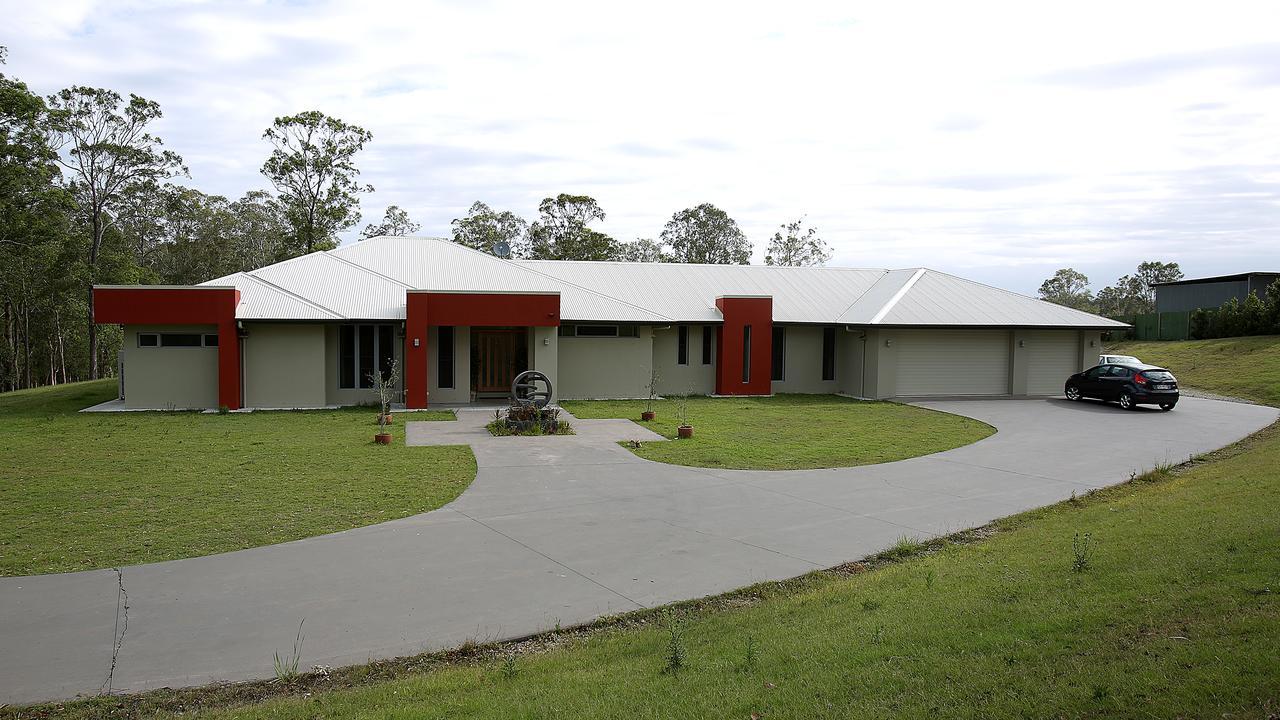 Dave Hanna's house at Cornubia in Logan