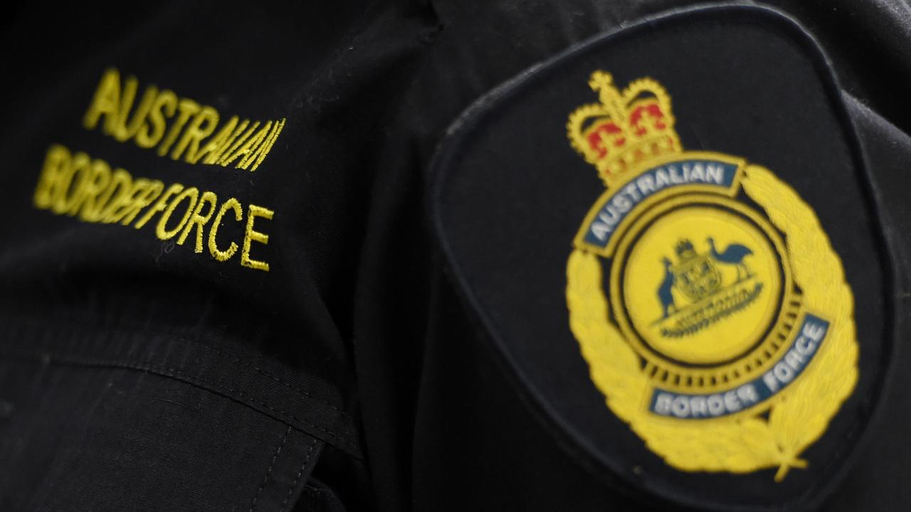 A man has been charged after it was suspected he swallowed more than 109 bundles of amphetamines and tried to sneak past Melbourne Airport security.