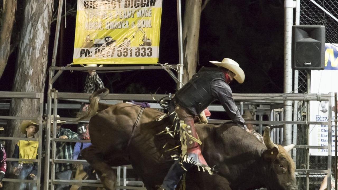 GUILTY PLEA: A woman was caught driving without a licence when leaving the Mulgowie Bullride the morning after the rodeo.