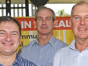 Gympie Times' press freedom campaign met with triple blackout