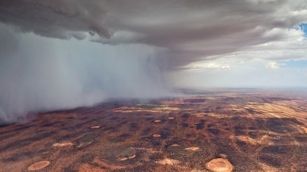Dry thunderstorms are normally experiences in the far western reaches of the state, severe drought conditions have pushed them into the central highlands and coalfields. FILE PICTURE: Jordan Cantelo