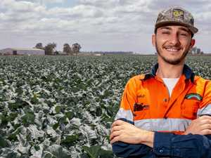 How a backpacker became Lockyer's employee of the year