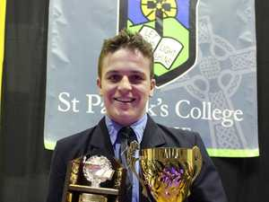 St Pat's top achievers take stage