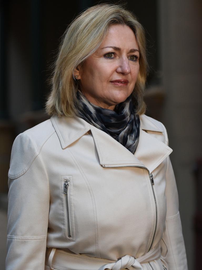 Margaret Cunneen SC.