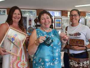 Small Tannum gallery doing big things for local artists