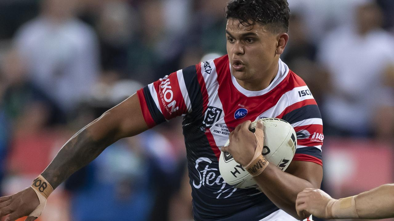Is there an offer to tempt Mitchell away form the Roosters? Photo: AAP Image/Craig Golding
