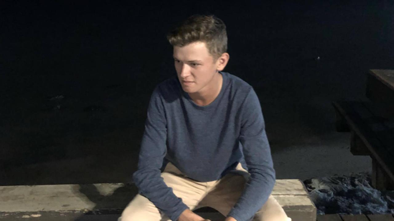 Wongaling Beach man Evan Fielder, 19, was killed in a crash at Babinda along with girlfriend Lauren Quabba, 16. Picture: Facebook