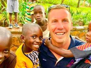 Kingaroy tradie's life-changing African journey