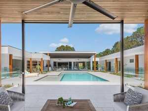 18-car garage! James Bond house the hottest on the market