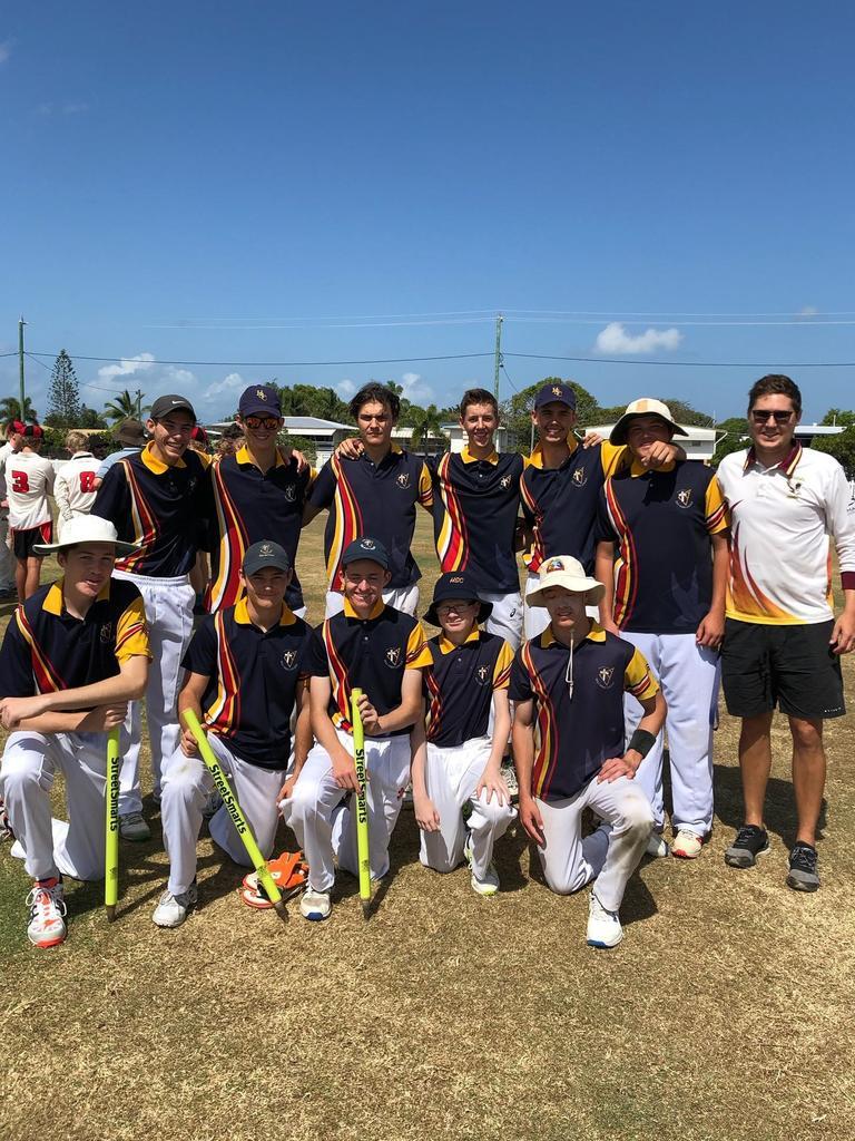 HSC Open coach Adam Vanderlinde is confident his team can be North Queensland champions.