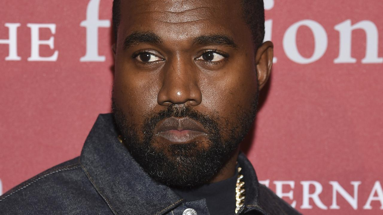 Kanye West released his ninth album on the weekend. Picture: Evan Agostini/Invision/AP