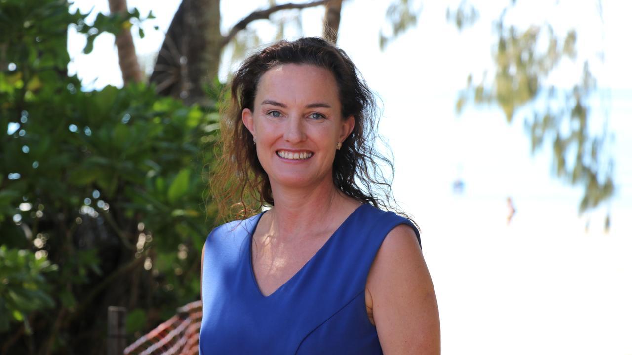 Tourism Port Douglas Daintree executive officer Tara Bennett PIC: GIZELLE GHIDELLA