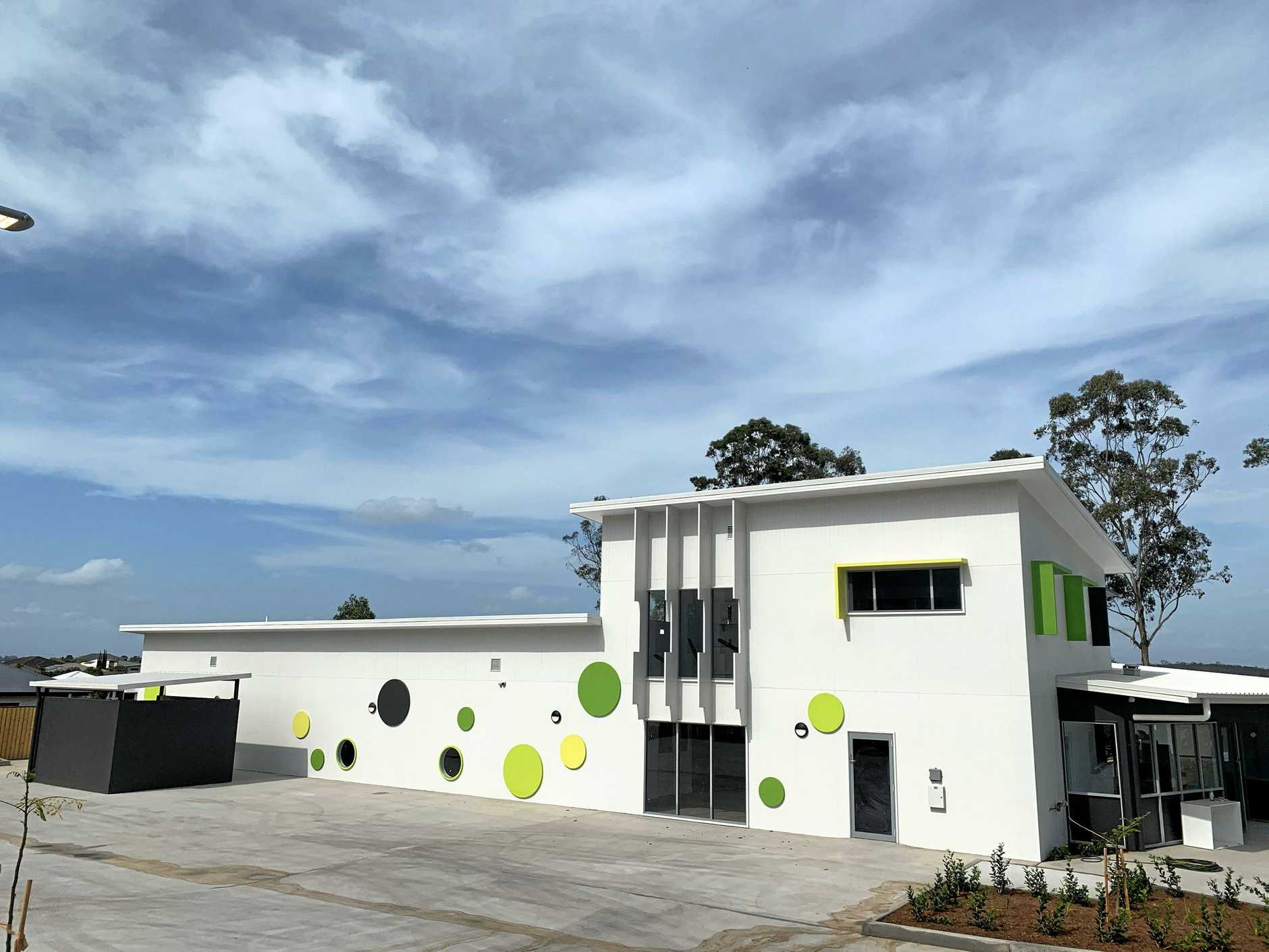 The new Edge Early Learning Centre in Bellbird Park, which will open in January 2020.
