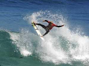 Lennox surfer 'lost for words' after impressive win
