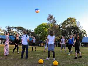 Traditional schoolyard games get new lease of life