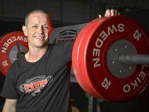 Father's strength inspires next gen