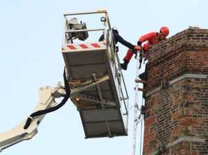 Man dies after horrendous chimney ordeal