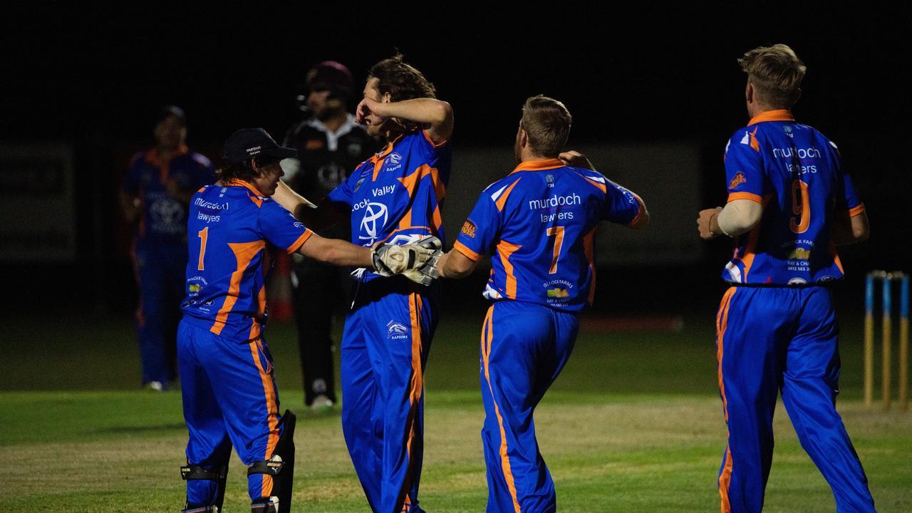 DISAPPOINTING: Lockyer Valley Raptors lost to George Banks Umbrellas in the 2019 DDBBL semi-finals last week.