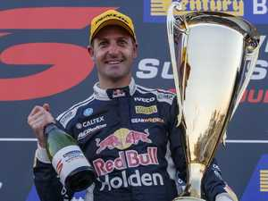 Supercars champ's nod to 'legendary' Garth Prowd