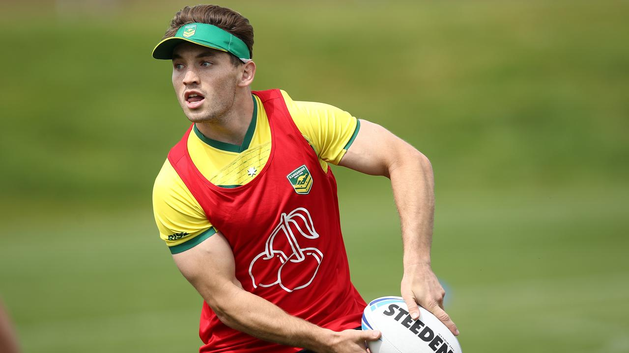 Cameron Murray will make his Test debut for Australia. Picture: Phil Walter