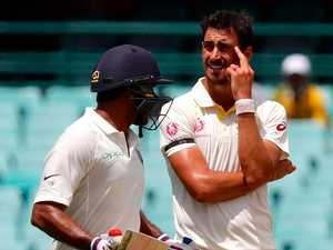 Langer: Starc should sit down with 'hardcore' Ginn