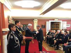 Gympie community legends get highest honour in Brisbane
