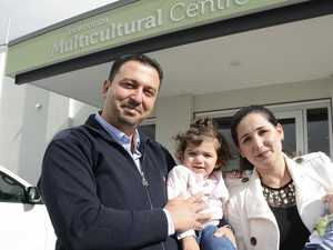 From no English to proud local: Refugee repays his community