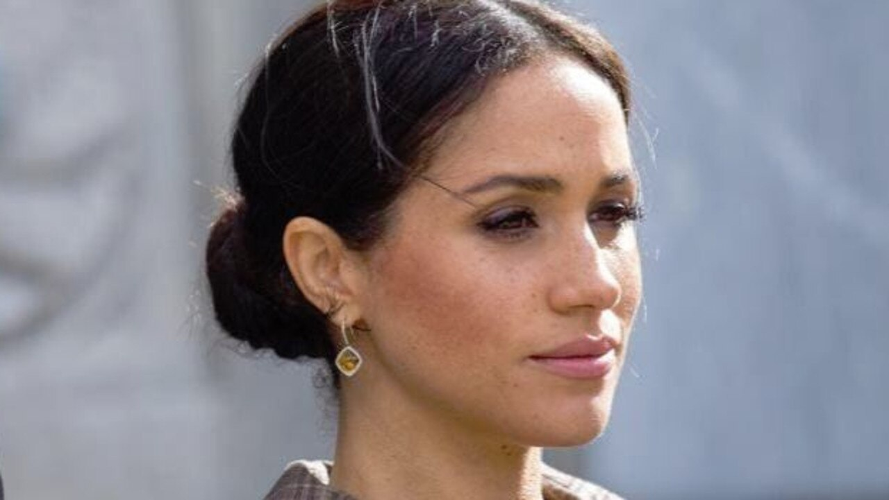 Why do we have such a problem with Meghan Markle admitting to not being okay? Picture: supplied