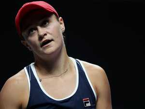 Barty clinches world No.1 ranking despite upset loss