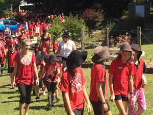 Day for Daniel has Beerwah students out in force