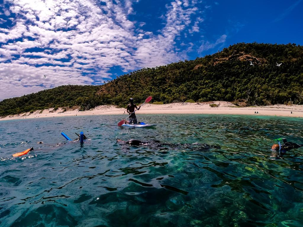 A picture from ZigZag Whitsundays' Facebook page