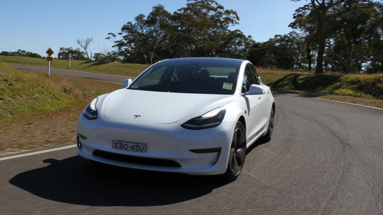 The Tesla Model 3 has been a sales success.