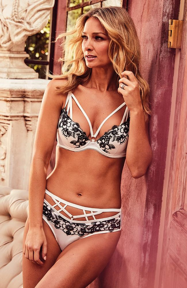 Anna Heinrich stars in new Bras N Things campaign 'Enchanted'.