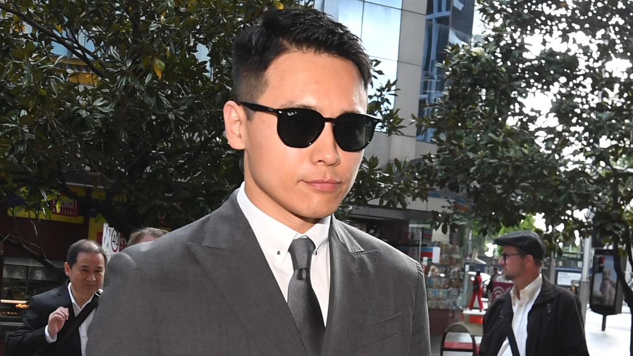 Film star Yunxiang Gao and producer Jing Wang face rape charges.