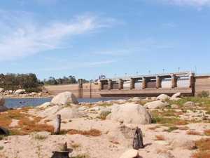 Warwick water supply may run dry earlier than predicted