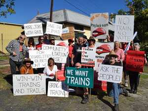 'No appetite' for trains on Northern Rivers