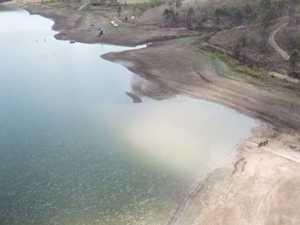 Dam footage of Paradise Dam 2