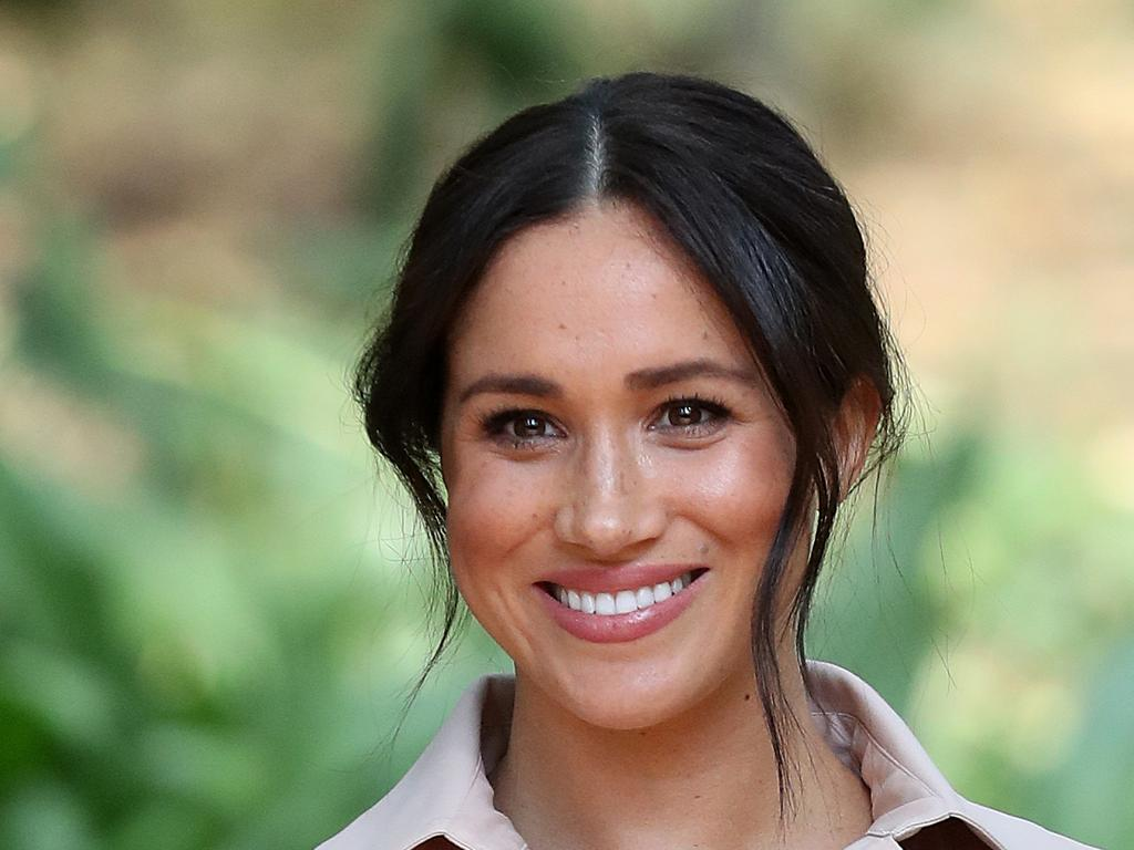 Meghan in South Africa/ Picture: Getty