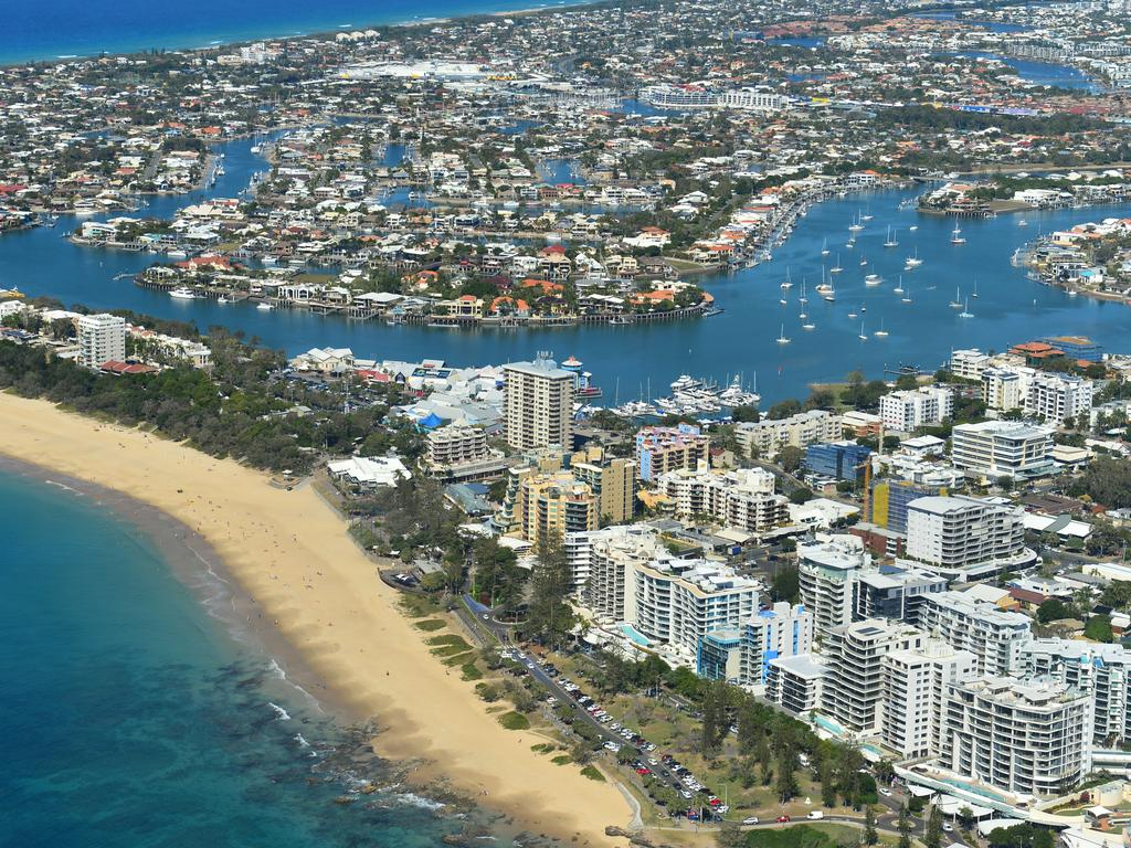 The Sunshine Coast is on the cusp of making the transition from tourism-driven town to international city, says property expert Terry Ryder.