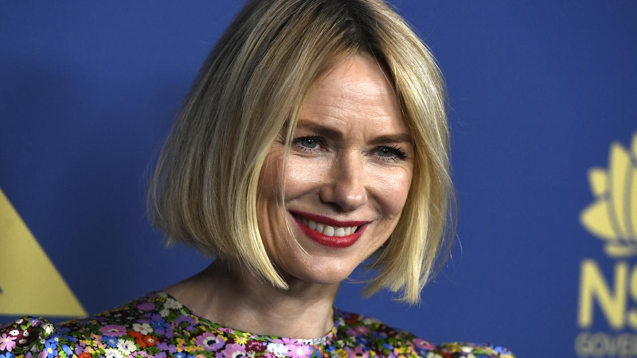 Naomi Watts was set to star. Picture: Frazer Harrison/Getty Images