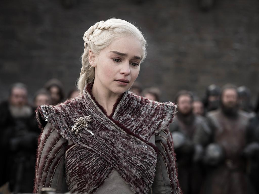 The series will expand on the family history of Daenerys Targaryen. Picture: Helen Sloan/HBO