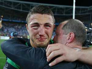 All over: Burgess forced to quit NRL